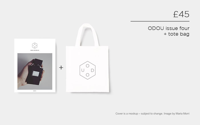 ODOU crowd-funding backers rewards
